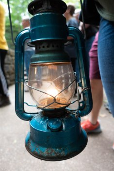 Lantern Tour at Mammoth Caves National Park