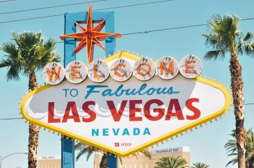 Las Vegas Sign in Paradise, Nevada Greetingsfromkelly. Greetings From Kelly. Kelly Blick