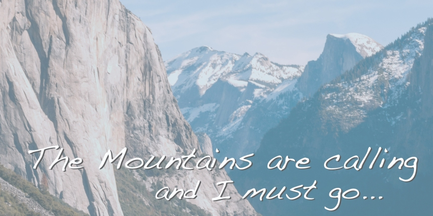 How to Answer the Call of the Mountains When You Don't Have the Vacation Days to Get YouThere