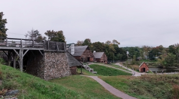 Saugus Ironworks National Historic Site near Boston Massachusetts. Greetingsfromkelly. Greetings From Kelly. Kelly Blick