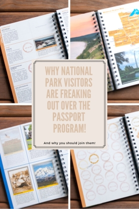 Pin Now, Read Later. Pinterest Pin about Why National Park Visitors are Freaking out over the Passport Program (and why you should join them!)