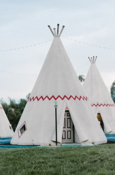 Our Wigwam Motel at the Wigwam Village in Rialto California