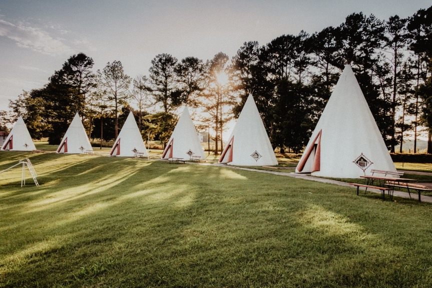 Everything You Need to Know About Visiting Wigwam Village #2 in Cave City, Kentucky